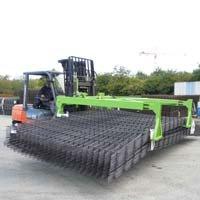 Palonnier hydraulique pour treillis soudes CR-H