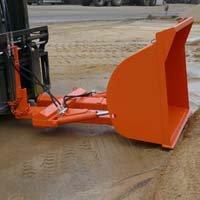 Godet vrac hydraulique GVL 500 Batiweb