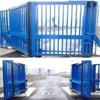 Portail pivotant TERRA V Gate - Batiweb