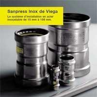 Sanpress Inox - Batiweb