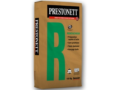Enduit fibré multi-usage PRESTONETT T.REX Batiweb