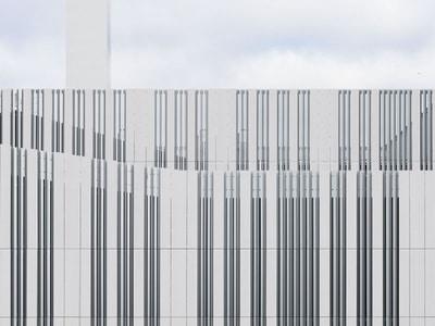 fibreC concrete skin – panneaux de façades en béton armé de fibres de verre Batiweb