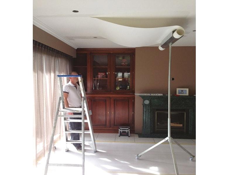 derouleur revetements plafond - Batiweb