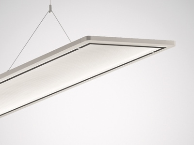 Lateralo Plus LED - luminaire suspendu LED Batiweb