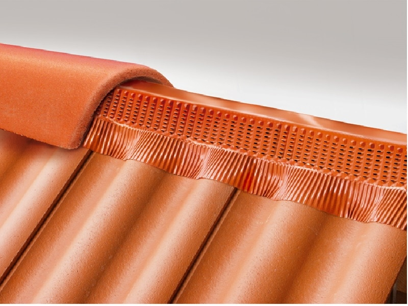 Ventilation haute : Closoirs en rouleaux VARIO ROLL - Batiweb