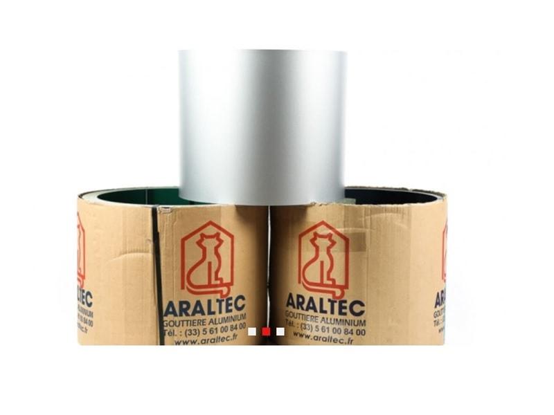 Bobine Aluminium Prélaqué - Batiweb