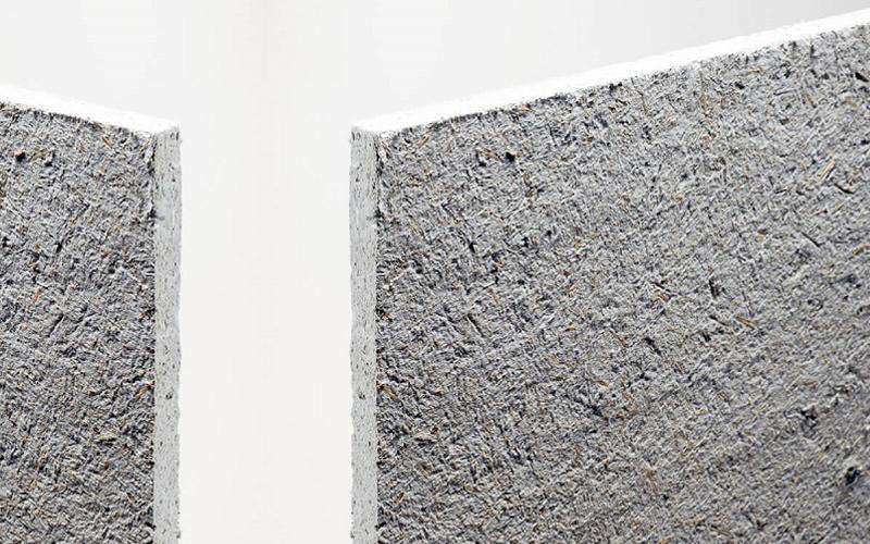 BIOFIB'ACOUSTIX OSB : panneau d'isolant acoustique doublé OSB - Batiweb