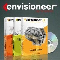 Envisioneer 9, logiciels d'Architecture & Construction bois Batiweb
