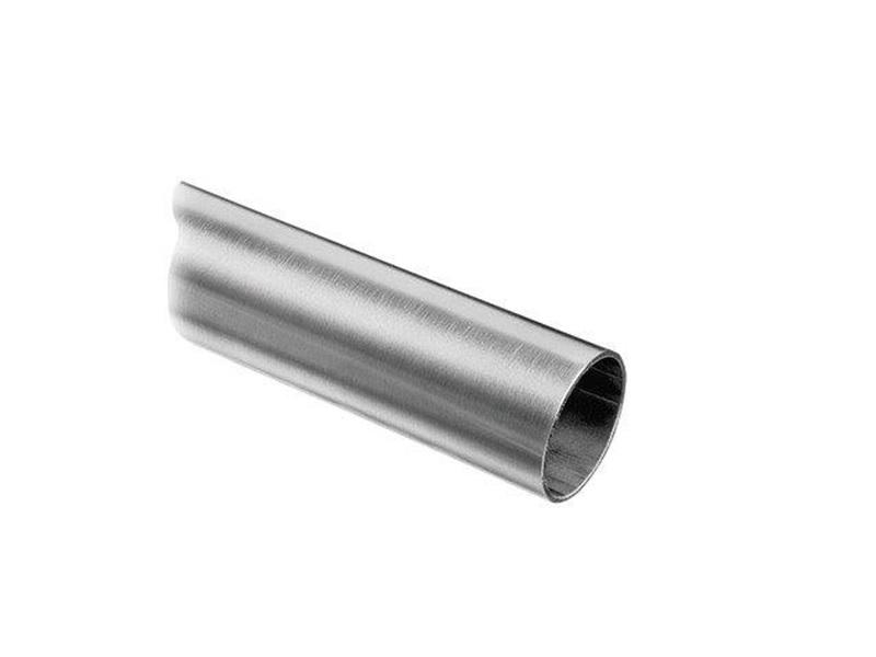 Q-Line : Tubes en inox pour mains courantes et garde-corps - Batiweb