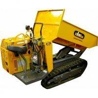 Transporteur sur chenilles essence - CU 600 kg