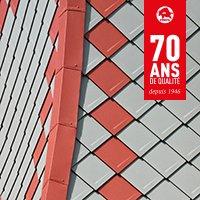 Losanges de toiture en aluminium - Batiweb