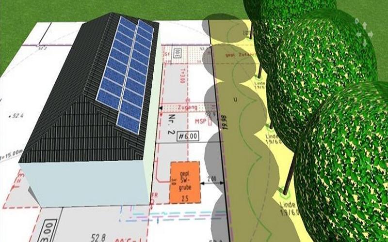 Logiciels PV*SOL pour la simulation et l'estimation de la production photovoltaïque - Batiweb