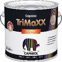 TriMaXX Gloss Peinture laque alkyde acrylique siloxane brillante à haut extrait sec Batiweb