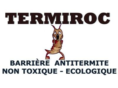 TERMIROC : Barrière  ANTITERMITE – NON TOXIQUE - ECOLOGIQUE Batiweb
