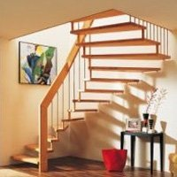 Escalier suspendu modèle Viva Batiweb