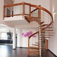 Escalier hélicoïdal système Treppenmeister - Batiweb