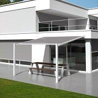 Toiture de terrasse minimaliste Lagune® Pure