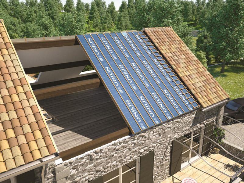 Panneau de toiture isolant TRILATTE - Batiweb