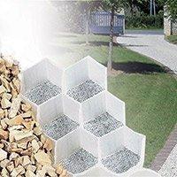 Stabilisation de graviers : NIDAGRAVEL®  Batiweb
