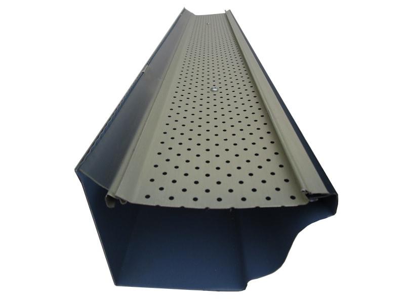 Gutter Clean System, un protège-gouttières - Batiweb