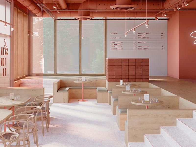 iD INSPIRATION 55, sol modulaire pour les commerces ou bureaux - Batiweb