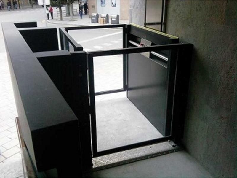 ELEVATEURS POUR PMR, MONTE HANDICAPE - Batiweb