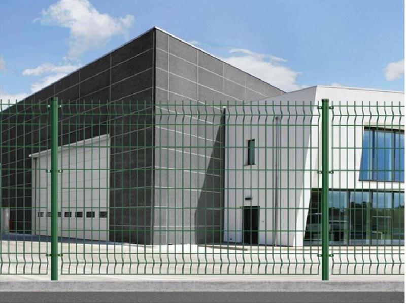 PANNEAUX RIGIDE CLASSIC  maille 55 x 200 longueur du panneau 2000 mm - Batiweb