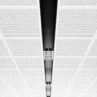 Plafond décoratif et acoustique : Gyptone® Activ'Air® D2