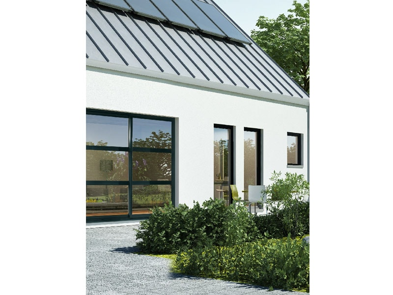 VISEA COULISSANT ALUMINIUM DESIGN TRADITIONNEL - Batiweb