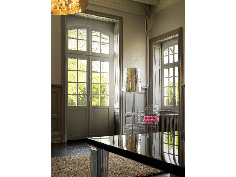 VISEA FENÊTRE PVC DESIGN TRADITIONNEL - Batiweb