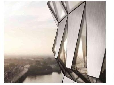 Schüco Façade Paramétrique Batiweb