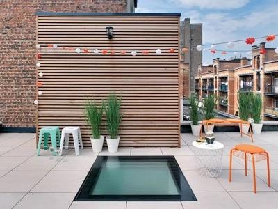 La fenêtre DXW Fakro, une solution innovante pour les toits terrasses ! Batiweb