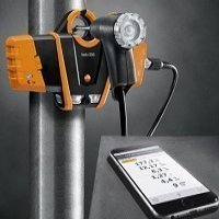 Analyseur de combustion connecté – testo 330i