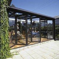 AMBIAL, la porte repliable multi-espaces - Batiweb
