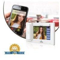 Kit vidéo JP écran 7'', sa technologie vous suit partout !