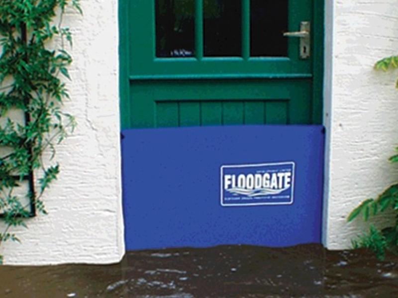 FLOODGATE : la porte étanche anti inondations - Batiweb