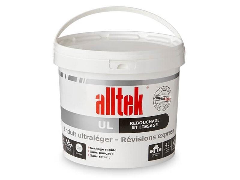 Enduit ultra allégé Alltek UL - Batiweb