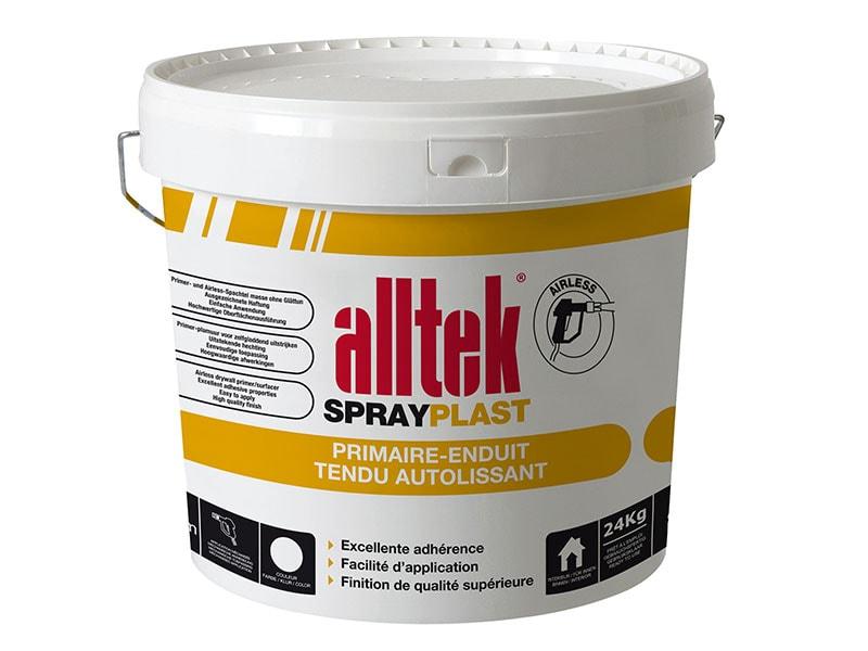 Alltek SprayPlast, primaire-enduit tendu autolissant - Batiweb