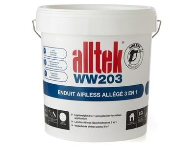 Enduit garnissant Alltek WW203 Batiweb