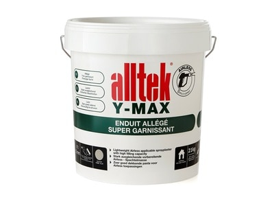 Enduit garnissant Alltek Y-max Batiweb