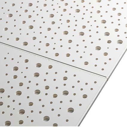 Dalle de plafond démontables Knauf Danoline - Unity 8/15/20 bord D+ (Contur)