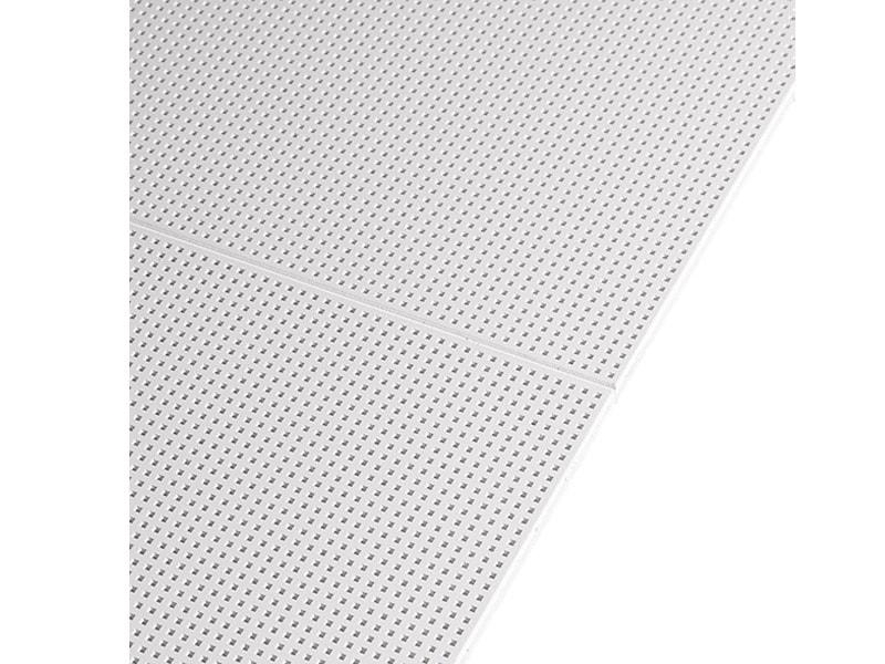 Dalle de plafond démontables Knauf Danoline - Unity 3 bord E+ (Belgravia)