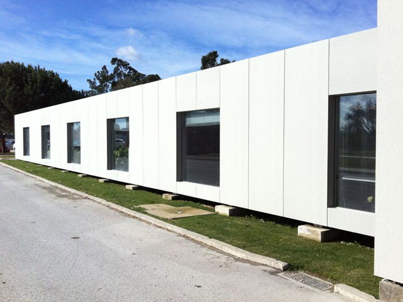 Bâtiment préfabriqué modulaire - Batiweb
