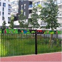 KIDICLO, la cloture des aires de jeux - Batiweb