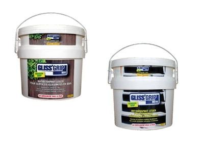 GLISS'GRIPBois® - Traitement antidérapant pour le bois Batiweb
