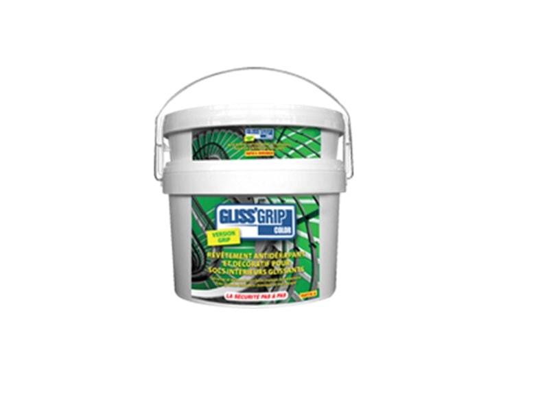 GLISS'GRIPColor® - Revêtement antidérapant et esthétique - Batiweb