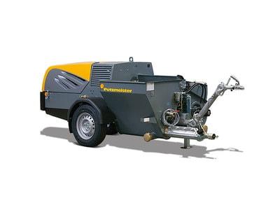 Machine à projeter SP11 LMR, pompe à vis Batiweb