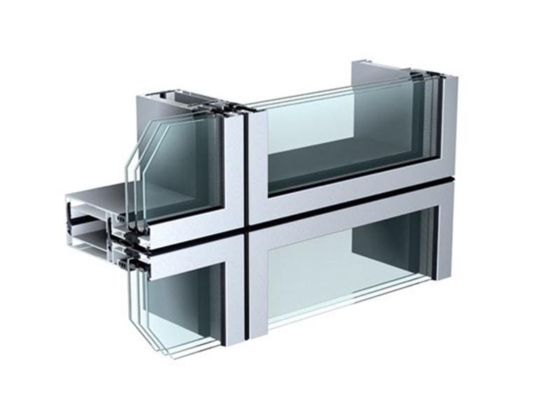 Façade modulaire Elagance 72 - Batiweb