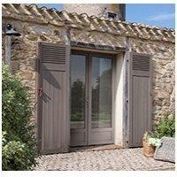 Fenêtres Altimo PVC à frappe laquées - Batiweb