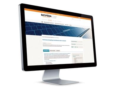 Thématique en ligne Performance énergétique des bâtiments neufs et existants Batiweb